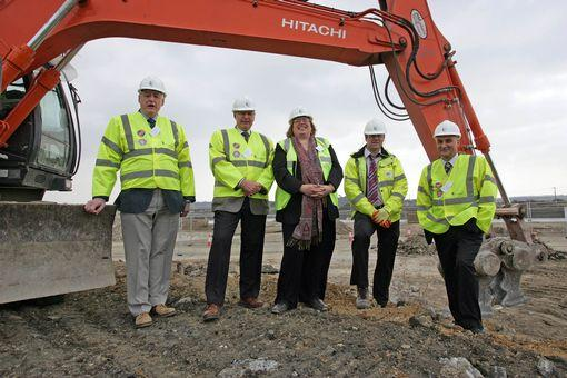 The work at North and East Quays started to put the harbour on the international stage for marine energy